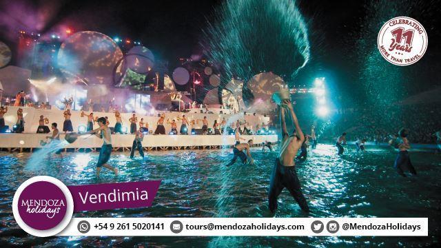 Fiesta Nacional de la Vendimia - Acto Central (Harvest Festival)