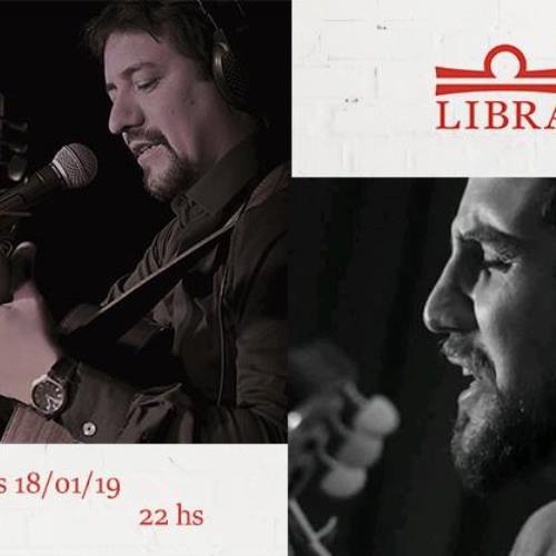 Alejandro Sicardi y Leandro Martín