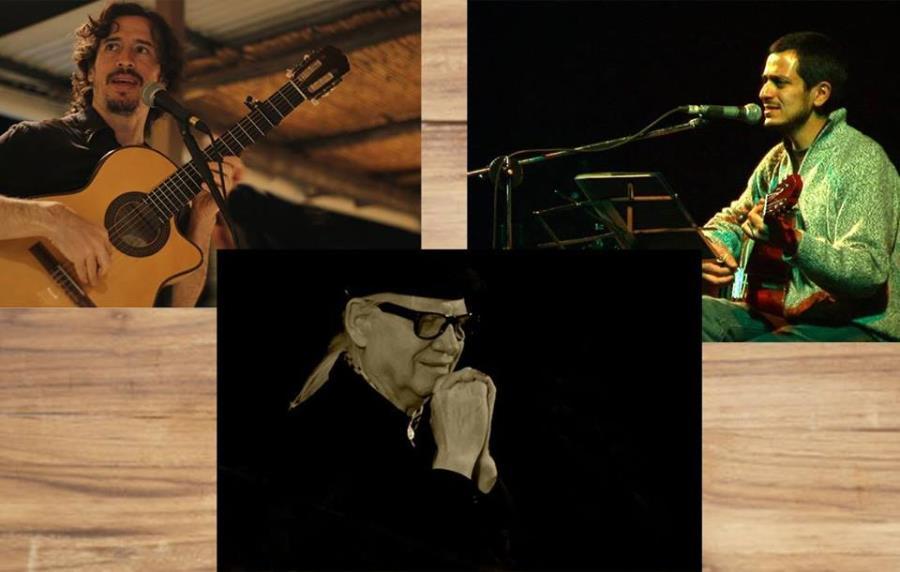 Tres por uno: Seba Guille, Luciano Ortega y Diego Rodriguez