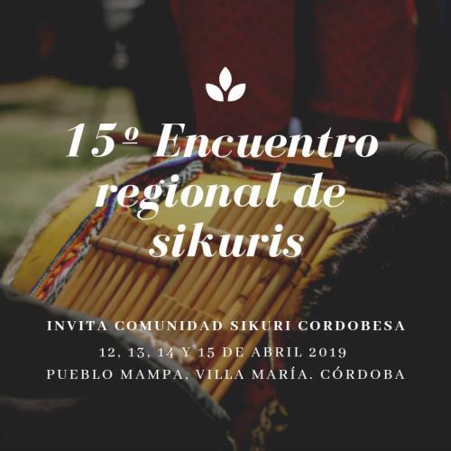 15° Encuentro Regional de Sikuris - Villa Maria - Córdoba
