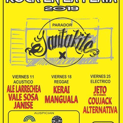 Rock En La Playa 2019