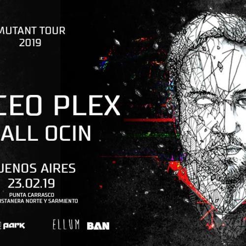 Maceo Plex: Mutant Tour en Mandarine Park - Sábado 23 de febrero