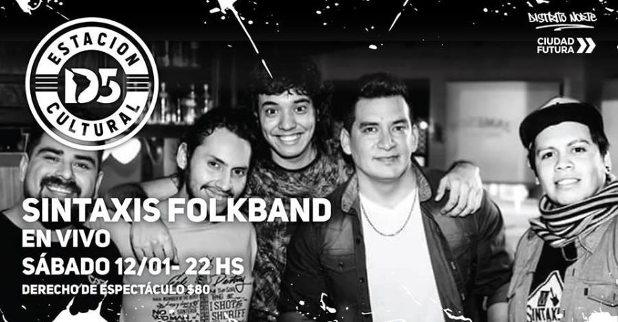 Sintaxis FolkBand en el D5