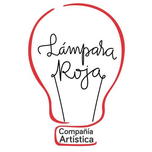 Lámpara Roja Cía Artística