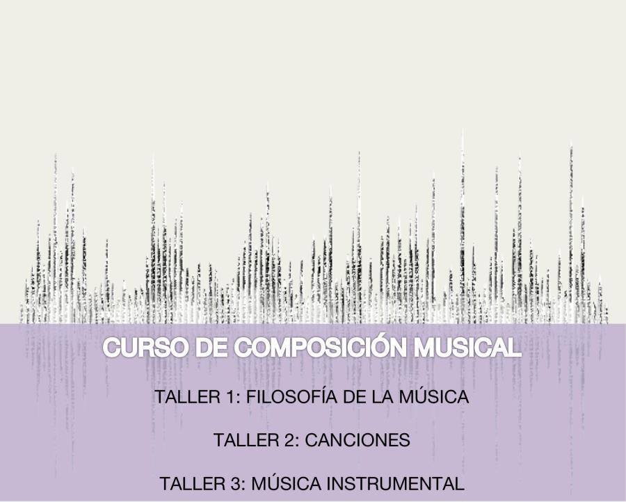 Curso de Composición Musical