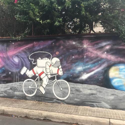 Arte Urbano por Palermo