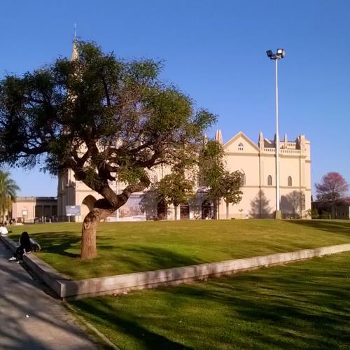 "Plaza del Folclore ""Padre Edgardo Trucco"""