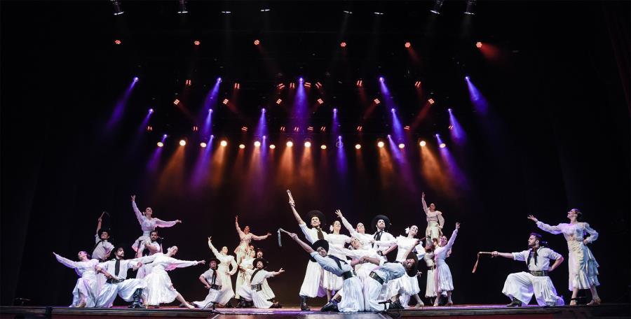 El Ballet Folklórico Nacional inicia su temporada 2019 en Parque Centenario
