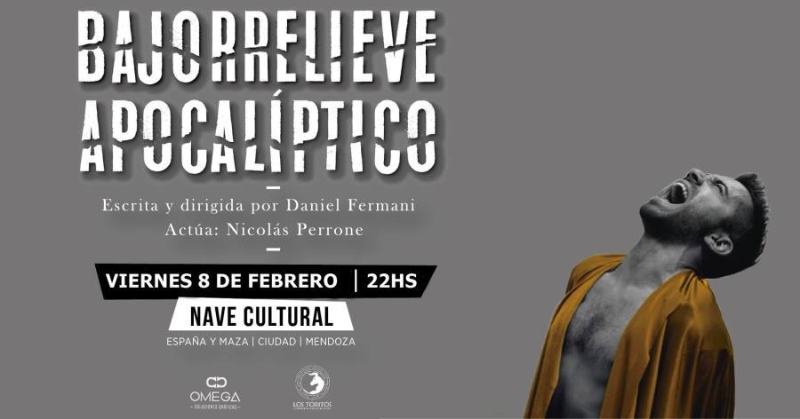 Bajorrelieve Apocalíptico (Ciclo Teatro en verano)