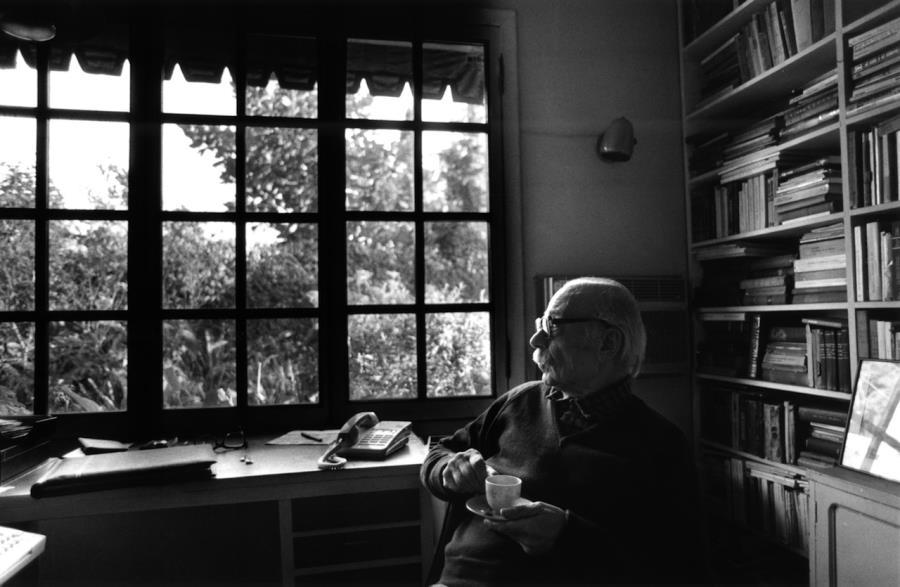 Ernesto Sabato. El escritor y sus fantasmas
