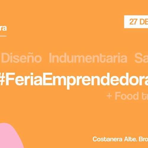 Feria Emprendedora en Río Ceballos ♡ 27 de Enero