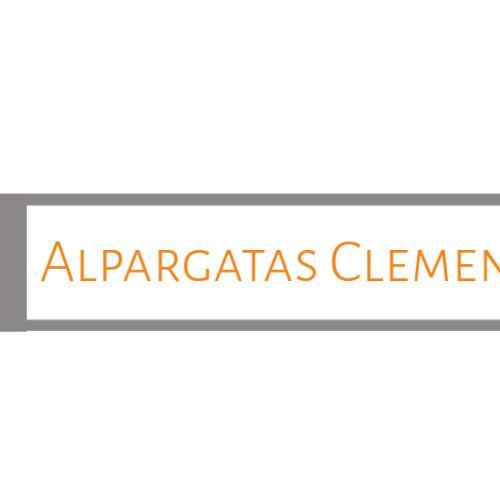 Alpargatas Clementina
