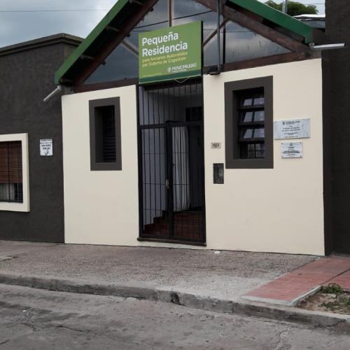Pequeña Residencia para adultos mayores autoválidos.