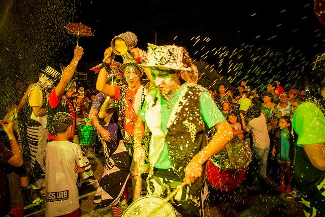 Carnavalazo Villa Urquiza