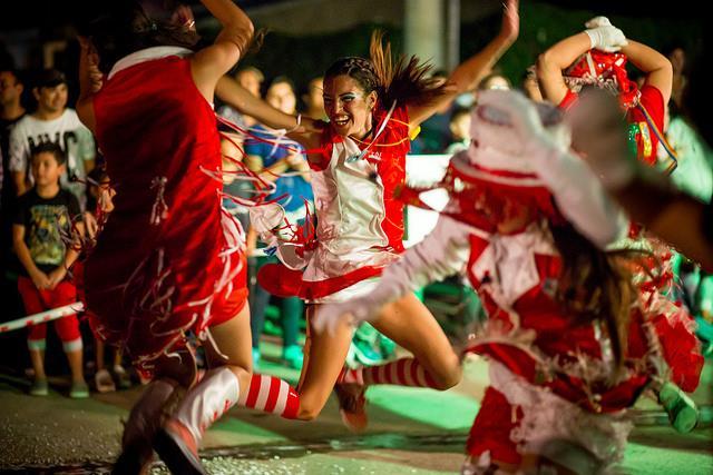 13° Corso de Carnaval - Murga Caprichoso Rejunte