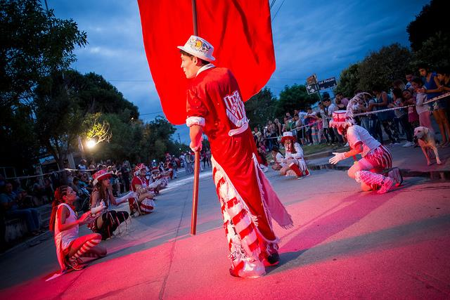 El Carnaval Vuele al Barrio - 6 Edición