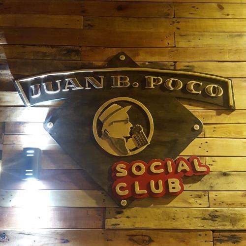 Juan B. Poco - Social Club - Resto bar