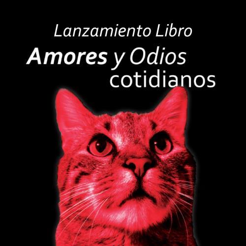 Lanzamiento Libro Amores y Odios Cotidianos
