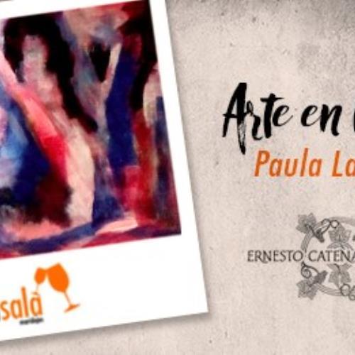 "Paula Lovoisier Expone ""Fluidez, instantes."""