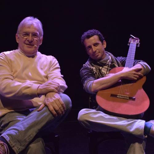 Luis Pescetti y Juan Quintero