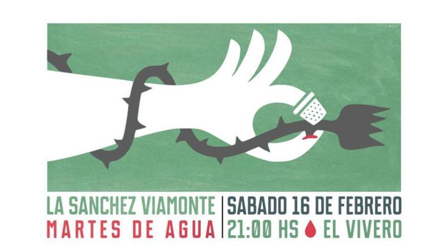 El Vivero [La Sanchez Viamonte + Martes de Agua]