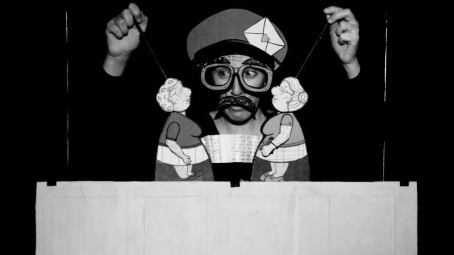 """""""Caminito entre cartas"""" de Teatro Piedra Libre + Pes inchados"""