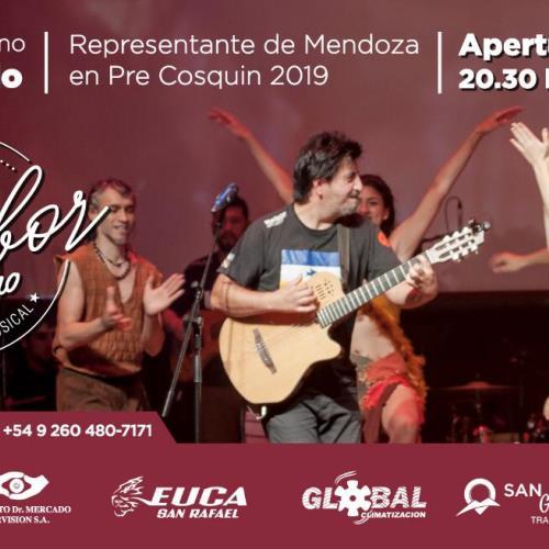 Sabor Cuyano - Folklore Argentino