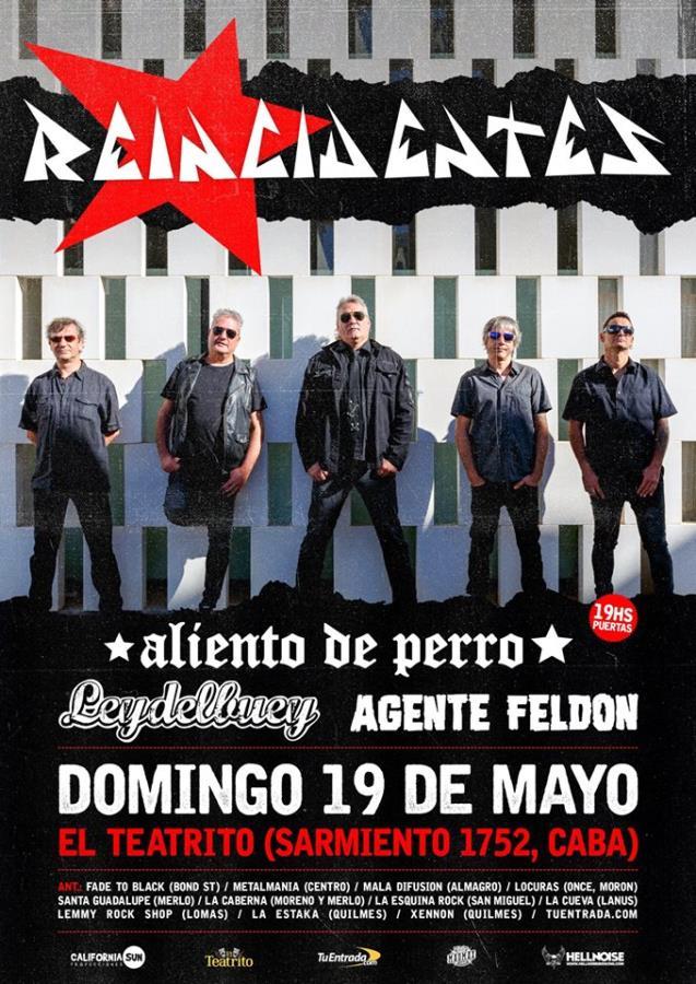Reincidentes en Argentina