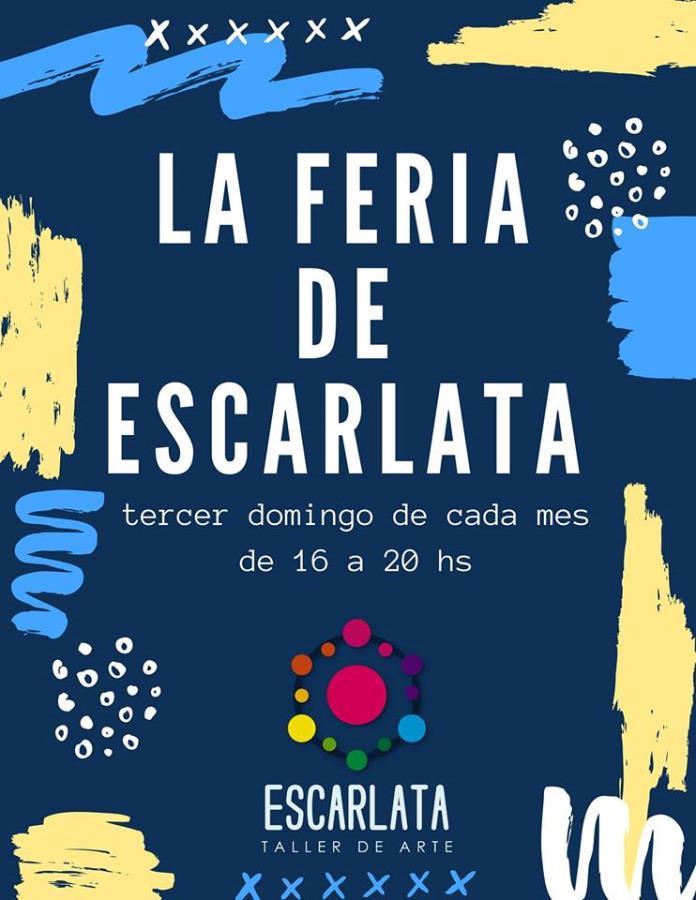 Feria de Arte y Diseño en Escarlata
