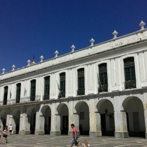 Salón Rojo, Cabildo de Córdoba