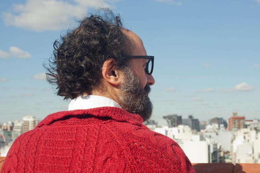 """""""(De)construir modelos culturales desde la literatura"""". Julián López y Patricio Zunini."""