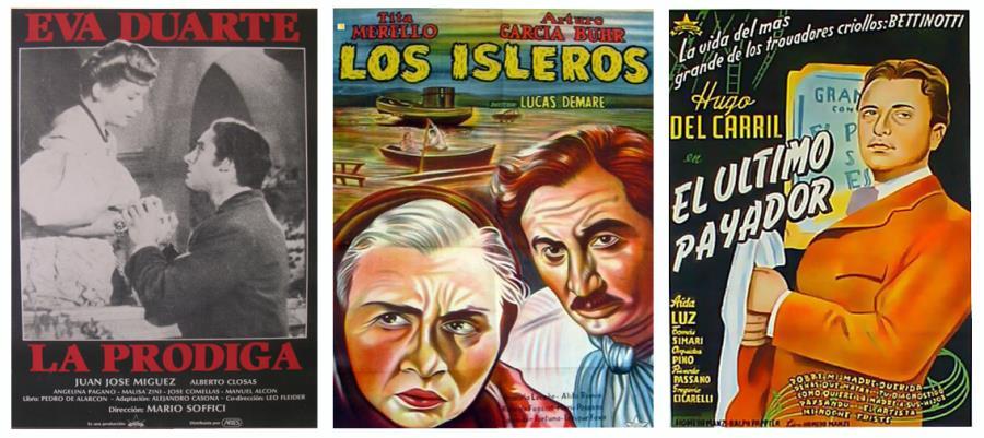 Cine argentino en el Museo Mar