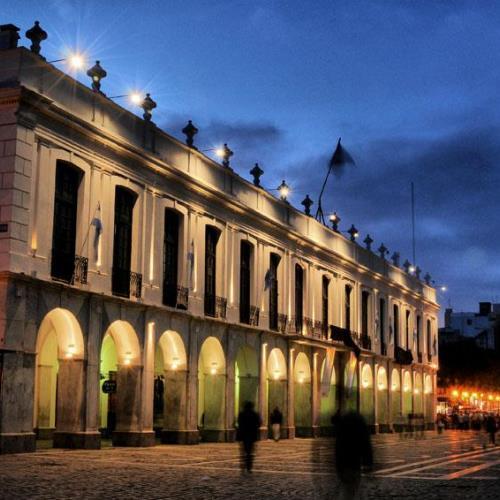 Sala Herbert Diehl, Cabildo de Córdoba