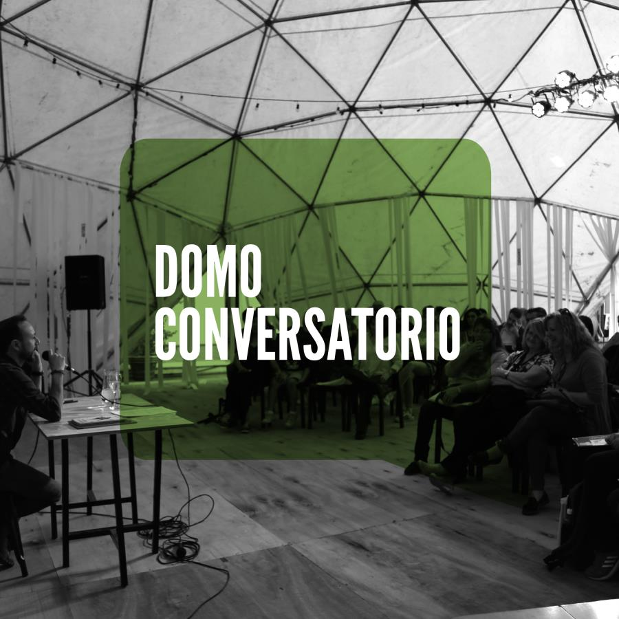 Autoficción a la cordobesa, dialogan Flavio Lo Presti y Roberto Videla.