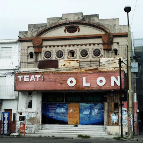La Piojera ex- Cine Teatro Moderno