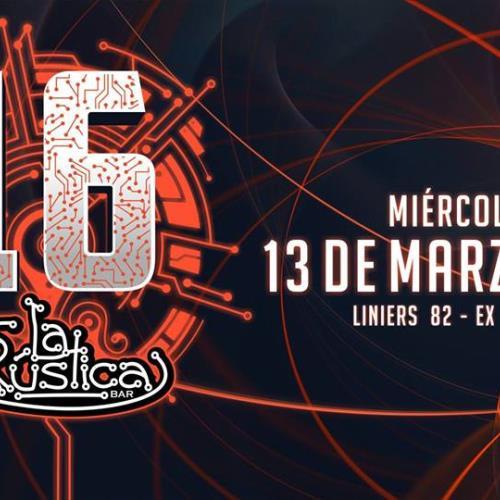 ¡16 Aniversario de La Rústica!