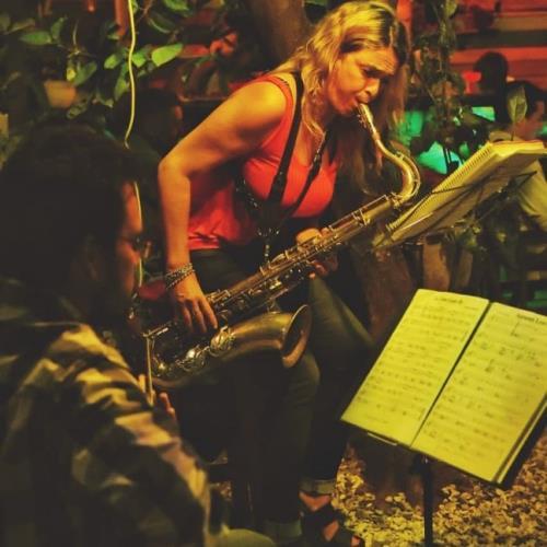 Jazz bajo las estrellas: Fernanda Lagger Trío