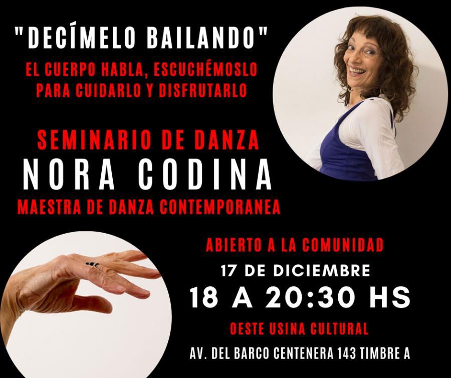 Seminario de Danza Nora Codina
