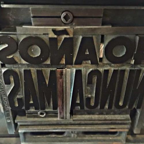 El Tipografico