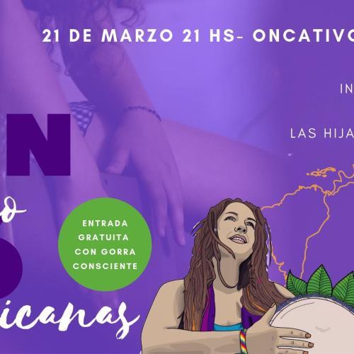 Landó: voces latinoamericanas. Ciclo de música en Arabela