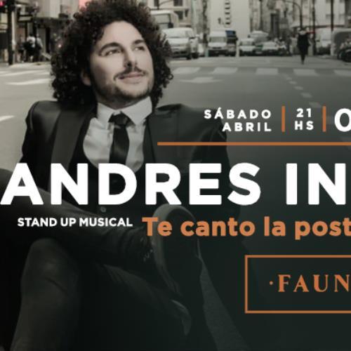 Andrés Ini en Rosario