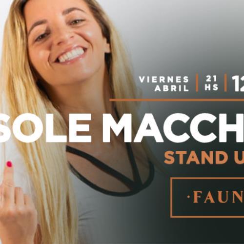 """Sole Macchi presenta """"Cansada de triunfar"""" en Rosario!"""