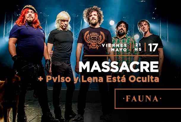 Massacre vuelve a Rosario
