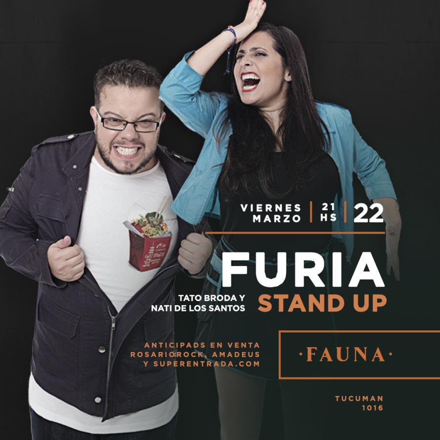 Furia Stand Up en Rosario