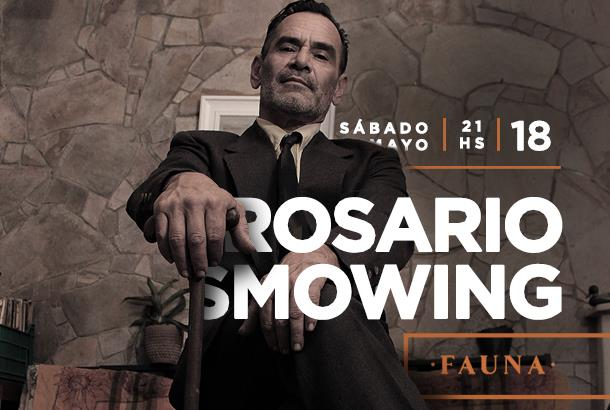 Rosario Smowing por primera vez en Rosario