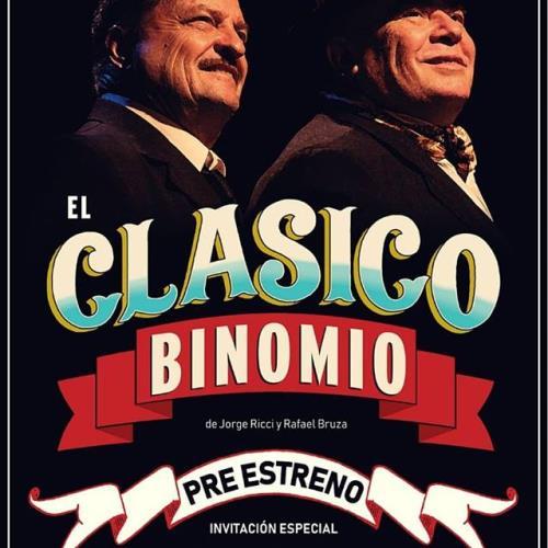 """""""El clásico binomio"""""""