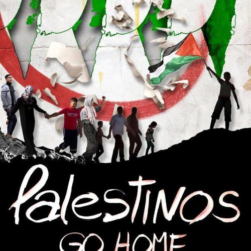 "Proyección del documental ""PALESTINOS GO HOME"""