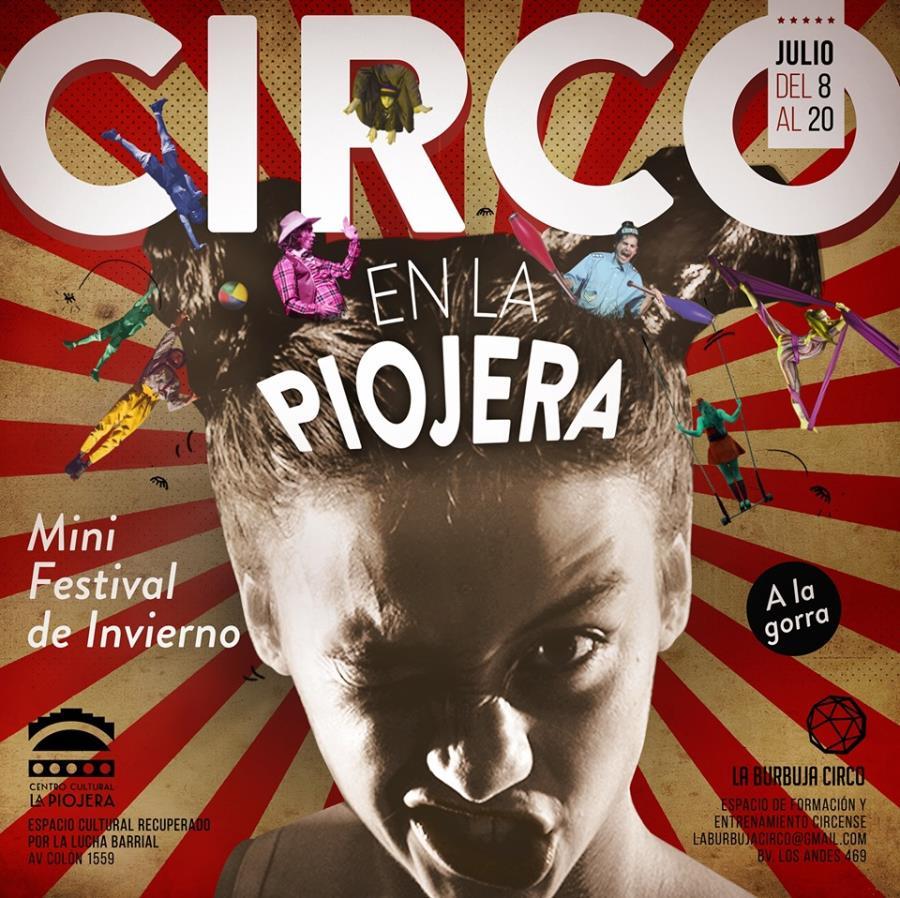 Circo en La Piojera - MiniFestival de Invierno