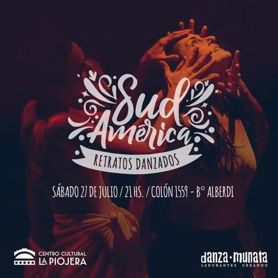 Sudamérica - Retratos danzados- Danza Munata