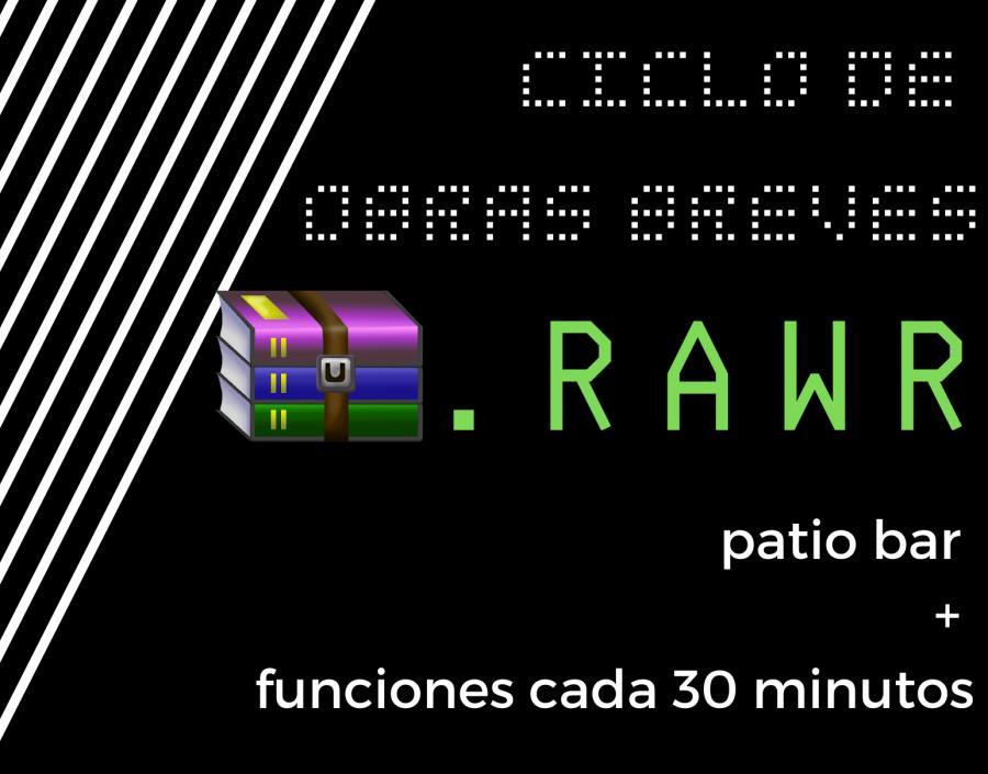 Ciclo.Rawr 16/11
